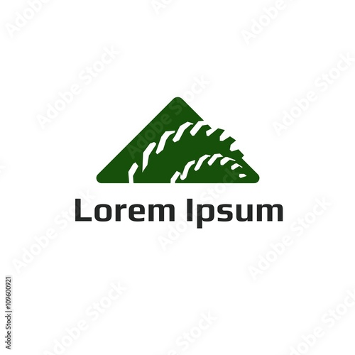 Vector Of Woodworking Icon Business Icon For The Company Logo For