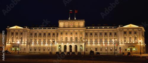 Valokuva  The Legislative Assembly building in St. Petersburg