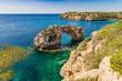 Spanien Mallorca Felsen Tor