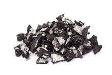 Crushed Cookies And Cream
