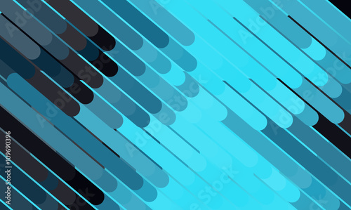 Fotografía  Abstract background consisting of thick rounded rectangles.Vecto