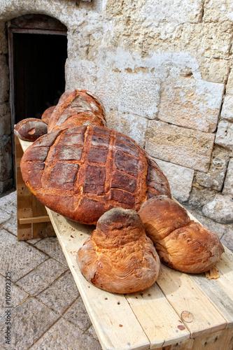 Bread from Altamura Canvas Print