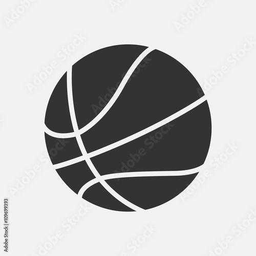 Papel de parede  basketball icon