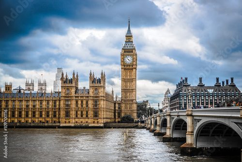 Fototapety, obrazy: Big Ben London