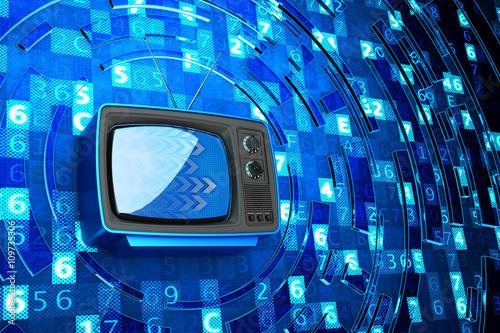 Internet television, telecommunication, broadcasting media and