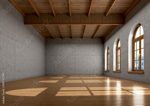 betonowe-sciany-duzy-pokoj-z-oknami