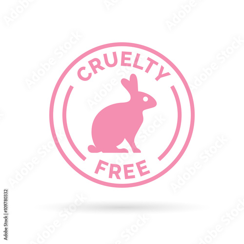 Animal Cruelty Free Icon Design Animal Cruelty Free Symbol Design