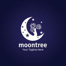 Tree Logo. Vector Logo Template.