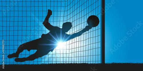 Foto  Fußball - Torhüter