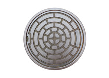 Circle Steel Manhole Cover Or ...