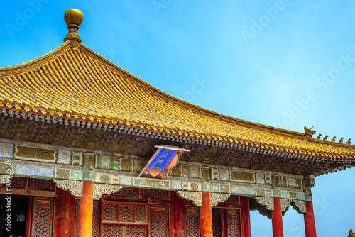 Foto op Aluminium Beijing 后宮