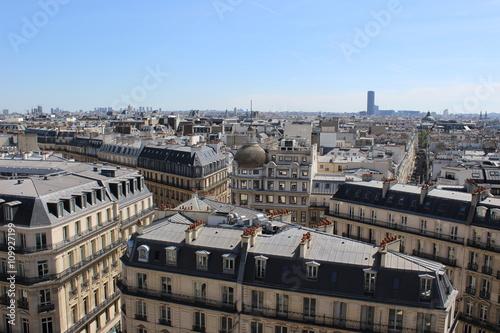 Photo  Paris - Les Toits