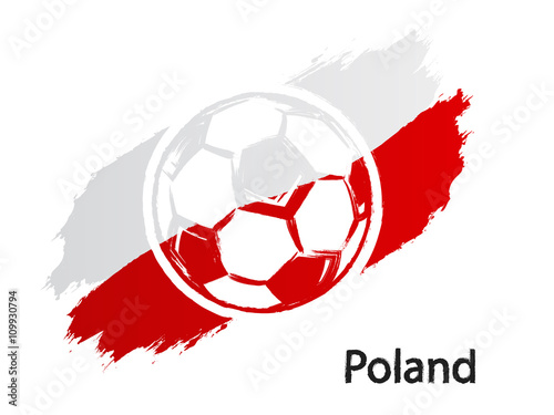 Plakat football_icon_Poland