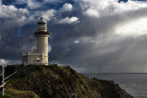 Leinwand Poster Australia Landscape : Cape Byron Lighthouse