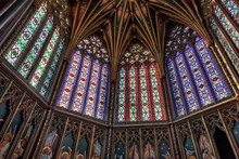 Interior View Of Part Of Ely Cathedral