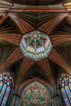 Ceiling Detail Ely Cathedral