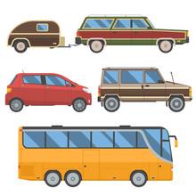 Voyage Cars Set