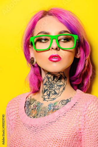 Fotografie, Obraz  Světlé glamour