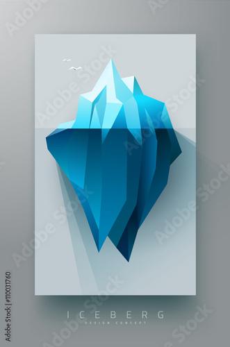 iceberg design concept