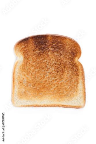 Fotografía  slice of bread toast.