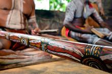 Yirrganydji Aboriginal Men Pla...