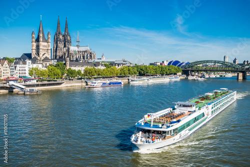 Fotomural  Köln cologne