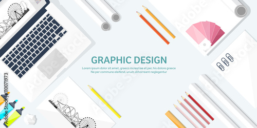 Photo  Graphic web design