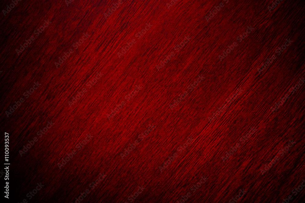 Fototapeta red wood mahogany background