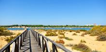 Paraje Natural Marismas Del Río Piedras Y Flecha Del Rompido, Huelva, España