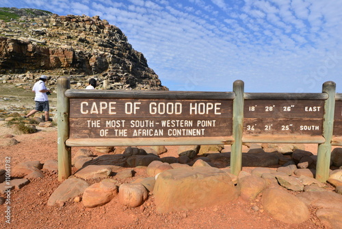 Valokuva  Cape of Good Hope in South Africa