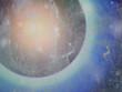 Bunter Planet - Hintergrund