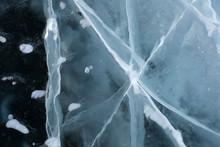 Ice Texture Photography