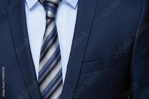 Fototapeta Hochzeitsanzug