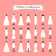 Wedding Dresses. Fashion Bride...
