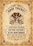 Death Pirate Invite 3