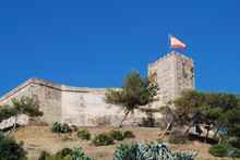 Fuengirola Castle.