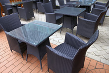 Street Cafe Furniture.