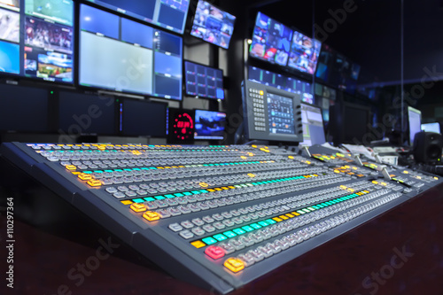 Fotografia, Obraz Video Mixer Switcher