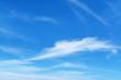 striped clouds