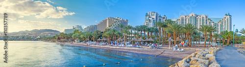 In de dag The city of Eilat