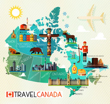 Canada Travel Collection
