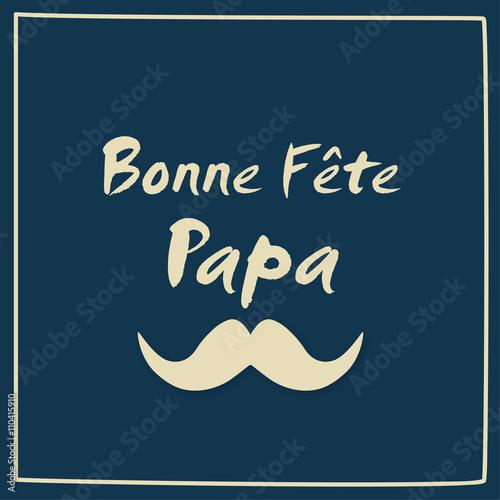 d0eef2e3d851 fête des pères - Bonne fête papa - 19 juin - Buy this stock vector ...