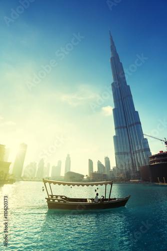 Fotografie, Obraz  Dubaj, Spojené Arabské Emiráty