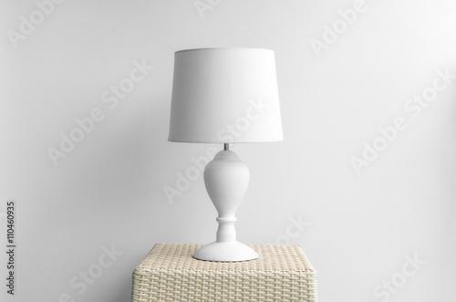 Fotografie, Obraz  Table lamp.