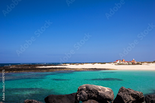 El Cotillo a Fuerteventura Canary island Spain