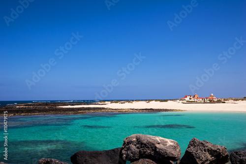 El Cotillo a Fuerteventura Canary island Spain