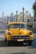 Old car in Havana. Cuba.