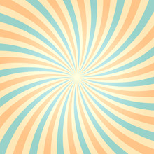 Spiral Twirling Background