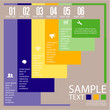 Vector Elements of Infographic template