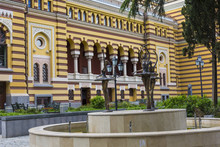 Tbilisi State Opera House In T...